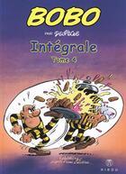 Couverture du livre « Bobo ; INTEGRALE VOL.4 » de Paul Deliege aux éditions Hibou