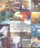 Couverture du livre « Grand livre de la decoration de la » de Asensio. Franci aux éditions Vilo