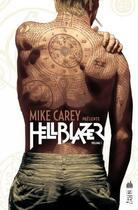 Couverture du livre « Mike Carey présente Hellblazer T.1 » de Collectif et Marcelo Frusin et Mike Carey aux éditions Urban Comics