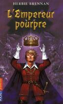 Couverture du livre « L'Empereur pourpre t.2 ; la guerre des fées » de Herbie Brennan aux éditions Pocket Jeunesse