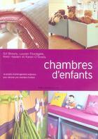 Couverture du livre « Chambres D'Enfants » de Lauren Floodgate et Nikki Haslam et Gill Brewis et Karen O'Grady aux éditions Marabout