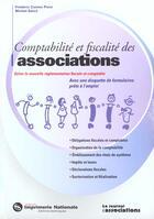 Couverture du livre « Comptabilite Et Fiscalite Des Associations » de Michel Salva et Frederic Cameo-Ponz aux éditions Imprimerie Nationale