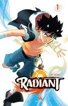 Couverture du livre « Radiant T.1 » de Tony Valente aux éditions Ankama