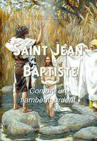 Couverture du livre « Saint Jean-Baptiste » de Mauricette Vial-Andru aux éditions Saint Jude