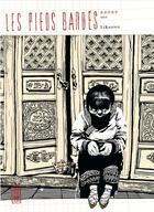 Couverture du livre « Les pieds bandés » de Kunwu Li aux éditions Kana
