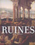 Couverture du livre « Ruines » de Michel Makarius aux éditions Flammarion