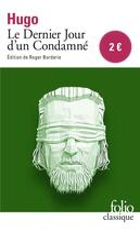 Couverture du livre « Le dernier jour d'un condamné » de Victor Hugo aux éditions Gallimard