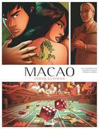 Couverture du livre « Macao T.2 ; l'envol du phénix » de Philippe Thirault et Federico Nardo et Willy Duraffourg aux éditions Glenat