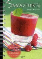 Couverture du livre « Smoothies » de Stella Murphy aux éditions De Vecchi