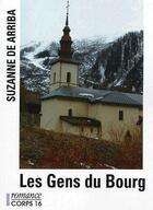 Couverture du livre « Les gens du bourg » de Suzanne De Arriba aux éditions Corps 16