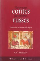 Couverture du livre « Nouveaux Contes Populaires Russes » de Afanassiev An aux éditions Maisonneuve Larose