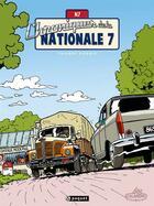 Couverture du livre « Les chroniques de la nationale 7 » de Thierry Dubois aux éditions Paquet