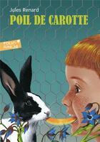 Couverture du livre « Poil de carotte » de Jules Renard aux éditions Gallimard-jeunesse