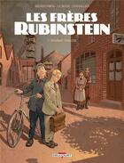 Couverture du livre « Les frères Rubinstein T.1 ; Shabbat Shalom » de Etienne Le Roux et Luc Brunschwig et Loic Chevallier aux éditions Delcourt