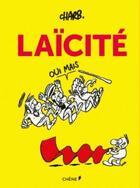 Couverture du livre « Laïcite, oui mais » de Charb aux éditions Chene
