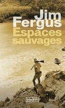 Couverture du livre « Espaces sauvages » de Jim Fergus aux éditions Pocket