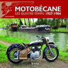 Couverture du livre « Motobécane les 4-temps 1927-1984 » de Patrick Barrabes aux éditions Etai