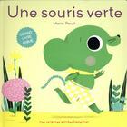 Couverture du livre « Comptines animees - une souris verte » de Marie Paruit aux éditions Casterman