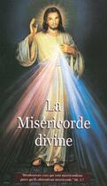 Couverture du livre « La miséricorde divine » de Collectif aux éditions Benedictines