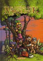 Couverture du livre « Le donjon de Naheulbeuk T.3 ; deuxième saison, partie 1 » de John Lang et Marion Poinsot aux éditions Clair De Lune