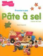 Couverture du livre « Pate A Sel Premiers Pas » de Brigitte Casagranda aux éditions Dessain Et Tolra