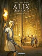 Couverture du livre « Alix Senator T5 Le Hurlement De Cybele » de Demarez/Mangin aux éditions Casterman