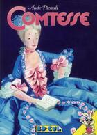 Couverture du livre « Comtesse » de Aude Picault aux éditions Requins Marteaux