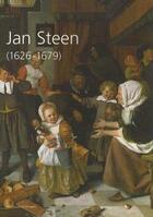 Couverture du livre « Jan steen 1626-1679 » de Kloek Wouter aux éditions Waanders