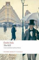Couverture du livre « The kill » de Émile Zola aux éditions Oxford Up Elt