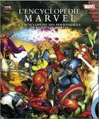 Couverture du livre « L'encyclopédie Marvel (4e édition) » de Collectif aux éditions Carabas