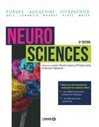 Couverture du livre « Neurosciences (6e édition) » de Collectif aux éditions De Boeck Superieur