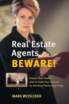 Couverture du livre « Real Estate Agents, Beware! » de Mark Weisleder et Nikki Stafford aux éditions Ecw Press