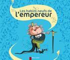 Couverture du livre « Les habits neufs de l'empereur » de Hans Christian Andersen et Berangere Delaporte aux éditions Pere Castor