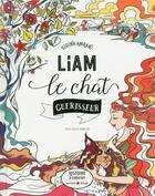 Couverture du livre « Liam ; le chat guerisseur » de Cecile Vuaillat aux éditions Solar