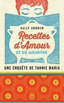 Couverture du livre « Recettes d'amour et de meurtre » de Sally Andrew aux éditions J'ai Lu