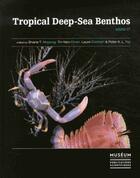 Couverture du livre « Tropical deep-sea benthos » de Shane T. Ahyong et Tin-Yam Chan et Laure Corbari et Peter K. L. Ng aux éditions Mnhn