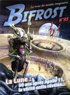 Couverture du livre « Bifrost 95 - la revue des mondes imaginaires » de Stephen Baxter aux éditions Le Belial