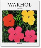 Couverture du livre « Warhol » de Klaus Honnef aux éditions Taschen