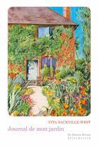 Couverture du livre « Journal de mon jardin » de Vita Sackville-West aux éditions Klincksieck