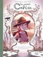 Couverture du livre « Les carnets de Cerise T.5 ; des premières neiges aux Perséides » de Joris Chamblain et Aurelie Neyret aux éditions Soleil