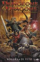 Couverture du livre « Dungeons & dragons t.1 ; le fléau des ombres » de John Rogers et Andrea Di Vito aux éditions Milady Graphics