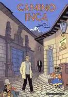 Couverture du livre « Camino Inca » de J Barton aux éditions Point Image