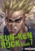 Couverture du livre « Sun-Ken Rock T.7 » de Boichi aux éditions Bamboo