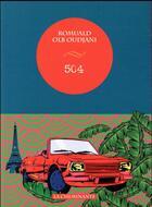 Couverture du livre « 504 » de Romuald Olb Oudjani aux éditions La Cheminante