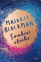 Couverture du livre « Sombres étoiles » de Malorie Blackman aux éditions Milan