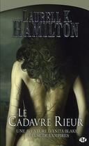 Couverture du livre « Anita Blake T.2 ; le cadavre rieur » de Laurell K. Hamilton aux éditions Milady