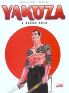 Couverture du livre « Yakuza t.1 ; océan noir » de Emmanuel Barison et Francois Corteggiani aux éditions Soleil