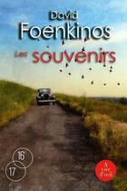 Couverture du livre « Les souvenirs » de David Foenkinos aux éditions A Vue D'oeil
