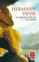 Couverture du livre « Le jeu des perles de verre » de Hesse-H aux éditions Lgf