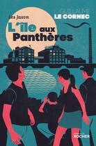 Couverture du livre « L'île aux panthères » de Guillaume Le Cornec aux éditions Rocher